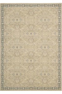Capel Rugs Creative Concepts Cane Wicker - Canvas Ivory (605) Rectangle 5' x 8' Area Rug