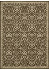 Capel Rugs Creative Concepts Cane Wicker - Shadow Wren (743) Rectangle 5' x 8' Area Rug