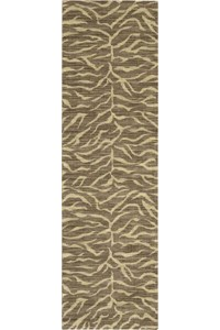 Capel Rugs Creative Concepts Cane Wicker - Canvas Linen (175) Rectangle 6' x 6' Area Rug