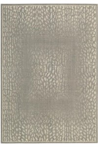 Capel Rugs Creative Concepts Cane Wicker - Vierra Onyx (345) Rectangle 6' x 6' Area Rug