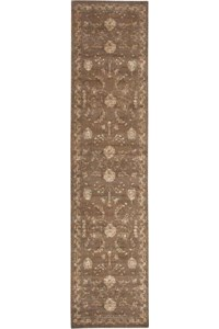 Capel Rugs Creative Concepts Cane Wicker - Java Journey Chestnut (750) Rectangle 6' x 6' Area Rug