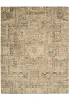 Capel Rugs Creative Concepts Cane Wicker - Canvas Canary (137) Rectangle 7' x 9' Area Rug