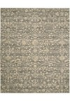 Capel Rugs Creative Concepts Cane Wicker - Arden Black (346) Rectangle 7' x 9' Area Rug