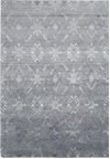 Capel Rugs Creative Concepts Cane Wicker - Coral Cascade Navy (450) Rectangle 8' x 8' Area Rug