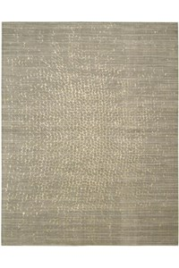 Capel Rugs Creative Concepts Cane Wicker - Canvas Glacier (419) Rectangle 8' x 10' Area Rug