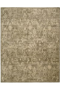 Capel Rugs Creative Concepts Cane Wicker - Canvas Buttercup (127) Rectangle 9' x 12' Area Rug