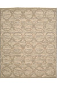Capel Rugs Creative Concepts Cane Wicker - Canvas Black (314) Rectangle 9' x 12' Area Rug
