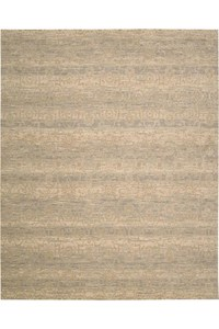 Capel Rugs Creative Concepts Cane Wicker - Bahamian Breeze Coal (325) Rectangle 9' x 12' Area Rug