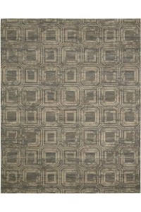 Capel Rugs Creative Concepts Cane Wicker - Arden Black (346) Rectangle 9' x 12' Area Rug