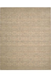 Capel Rugs Creative Concepts Cane Wicker - Down The Lane Ebony (370) Rectangle 9' x 12' Area Rug
