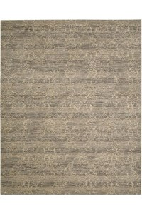 Capel Rugs Creative Concepts Cane Wicker - Batik Indigo (415) Rectangle 9' x 12' Area Rug