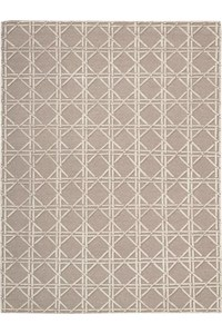 Capel Rugs Creative Concepts Cane Wicker - Bandana Indigo (465) Rectangle 9' x 12' Area Rug
