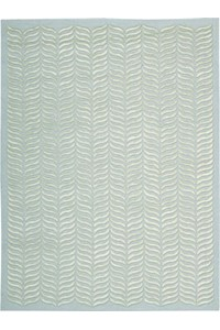 Capel Rugs Creative Concepts Cane Wicker - Canvas Neptune (477) Rectangle 9' x 12' Area Rug