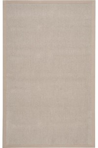 Capel Rugs Creative Concepts Cane Wicker - Tuscan Stripe Adobe (825) Rectangle 9' x 12' Area Rug