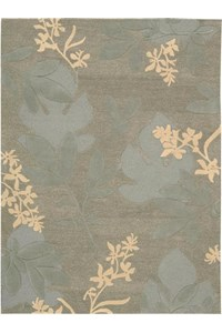 Capel Rugs Creative Concepts Cane Wicker - Bahamian Breeze Cinnamon (875) Rectangle 9' x 12' Area Rug