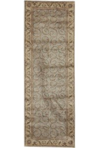 Capel Rugs Creative Concepts Cane Wicker - Canvas Paprika (517) Rectangle 10' x 10' Area Rug