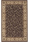 Capel Rugs Creative Concepts Cane Wicker - Canvas Sun Tile (612) Rectangle 10' x 10' Area Rug
