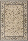 Capel Rugs Creative Concepts Cane Wicker - Paddock Shawl Persimmon (810) Rectangle 10' x 10' Area Rug