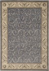 Capel Rugs Creative Concepts Cane Wicker - Dupione Caramel (150) Rectangle 10' x 14' Area Rug