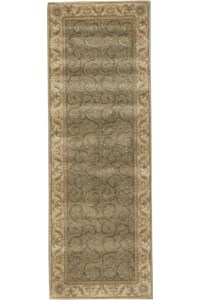 Capel Rugs Creative Concepts Cane Wicker - Cayo Vista Mojito (215) Rectangle 10' x 14' Area Rug