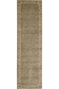Capel Rugs Creative Concepts Cane Wicker - Vierra Spa (217) Rectangle 10' x 14' Area Rug