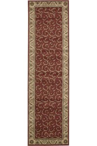Capel Rugs Creative Concepts Cane Wicker - Vera Cruz Coal (350) Rectangle 10' x 14' Area Rug