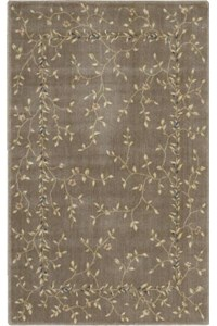 Capel Rugs Creative Concepts Cane Wicker - Canvas Royal Navy (467) Rectangle 10' x 14' Area Rug
