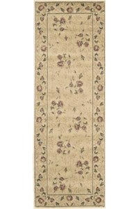 Capel Rugs Creative Concepts Cane Wicker - Canvas Navy (497) Rectangle 10' x 14' Area Rug
