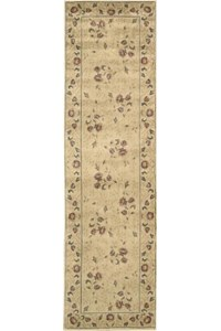 Capel Rugs Creative Concepts Cane Wicker - Canvas Coral (505) Rectangle 10' x 14' Area Rug