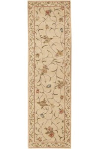 Capel Rugs Creative Concepts Cane Wicker - Cayo Vista Sand (710) Rectangle 10' x 14' Area Rug