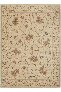 Capel Rugs Creative Concepts Cane Wicker - Canvas Antique Beige (717) Rectangle 10' x 14' Area Rug