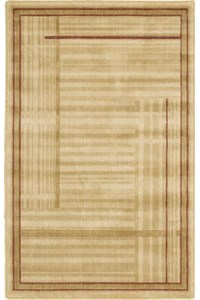 Capel Rugs Creative Concepts Cane Wicker - Shadow Wren (743) Rectangle 10' x 14' Area Rug
