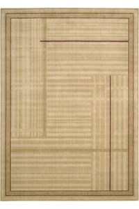 Capel Rugs Creative Concepts Cane Wicker - Java Journey Chestnut (750) Rectangle 10' x 14' Area Rug
