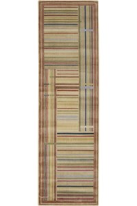 Capel Rugs Creative Concepts Cane Wicker - Shoreham Brick (800) Rectangle 10' x 14' Area Rug