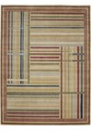 Capel Rugs Creative Concepts Cane Wicker - Canvas Melon (817) Rectangle 10' x 14' Area Rug