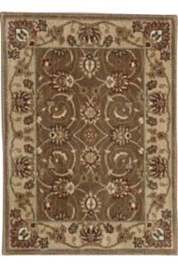 Capel Rugs Creative Concepts Cane Wicker - Kalani Coal (330) Rectangle 12' x 12' Area Rug