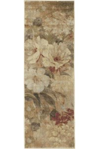 Capel Rugs Creative Concepts Cane Wicker - Shoreham Spray (410) Rectangle 12' x 15' Area Rug