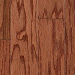 "Mohawk Oakland: Oak Autumn 3/8"" x 3"" Engineered Hardwood WE34 30"