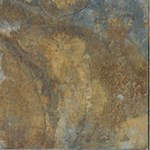 "MS International: China Multi Color 16"" x 16"" Slate Tile SCMLT1616G"