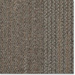 "Kraus Trent EuroTile Collection: Rye Toast 19.7"" x 19.7"" Carpet Tile 7193 07"