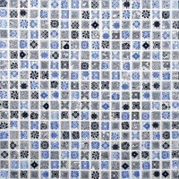 "Daltile Marvel: Artistry 5/8"" x 5/8"" Glass Mosaic Tile MV26-5858MS1P"