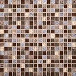 "Daltile Marvel: Wonder 5/8"" x 5/8"" Glass Mosaic Tile MV28-5858MS1P"