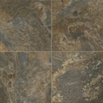 Armstrong Alterna Allegheny Slate: Italian Earth Luxury Vinyl Tile D5330