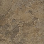 Armstrong Alterna Mesa Stone: Chocolate Luxury Vinyl Tile D7109