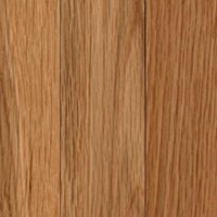 "Mohawk Rivermont: White Oak Natural 3/4"" x 2 1/4"" Solid Hardwood WSC25 12"