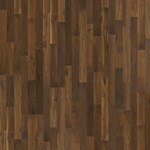 Shaw Natural Values II Plus Collection: Brookdale Walnut 7mm Attached Pad Laminate SL255 638