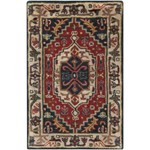 "Surya Ancient Treasures Federal Blue (A-134) Rectangle 2'0"" x 3'0"""