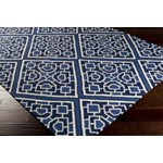 "Surya Beth Lacefield Alameda Sapphire Blue (AMD-1005) Rectangle 2'0"" x 3'0"""
