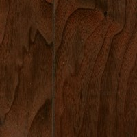 "Mohawk Aria: Natural Walnut 1/2"" x 4"" Engineered Hardwood WEC26 102"