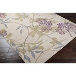 "Surya Ameila Parchment (AME-2224) Rectangle 3'3"" x 5'3"""